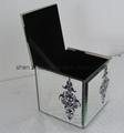 mirrored jewelry box 3