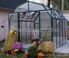 Greenhouse/garden tool/flower rack