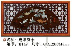 玉石画90X90 4