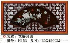 玉石畫90X90