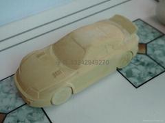 汽車手板模型石膏雕刻