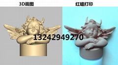 天使3D画图设计加工