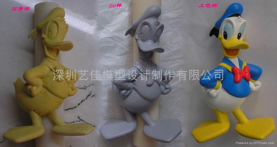 迪士尼人物手办加工 3
