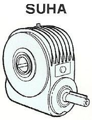 三菱Mitsubishi蜗轮蜗杆减速机 1
