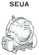 三菱Mitsubishi蜗轮蜗杆减速机 4
