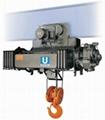 三菱电机钢丝绳式电动葫芦 2