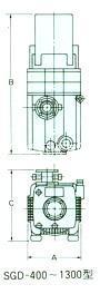 神港精機油迴轉式真空泵-SGD型 1