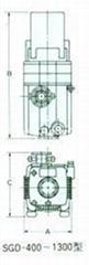 神港精機油迴轉式真空泵-SGD型
