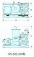 神港精机1段形真空泵