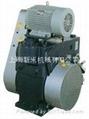 神港精機1段形立式真空泵-SR