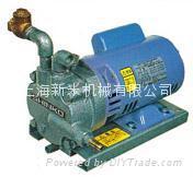 神港精機1段式水封式真空泵-SWS型 1