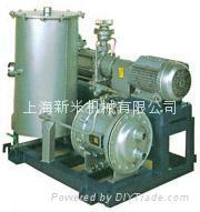 神港精機真空泵-SWC型