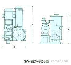 神港精機真空泵-SWC型 2