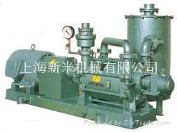 神港精機真空泵-SWAS.SWHM型 1