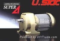 SKK减速电机