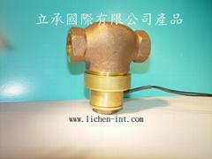 FL-075 (銅製)水流開關