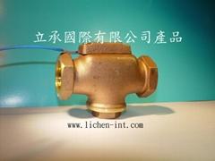 FL-100 (銅製) 水流開關