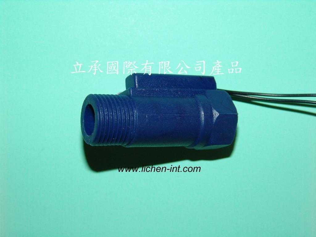 FL-01 (ABS) 塑料水流开关 1