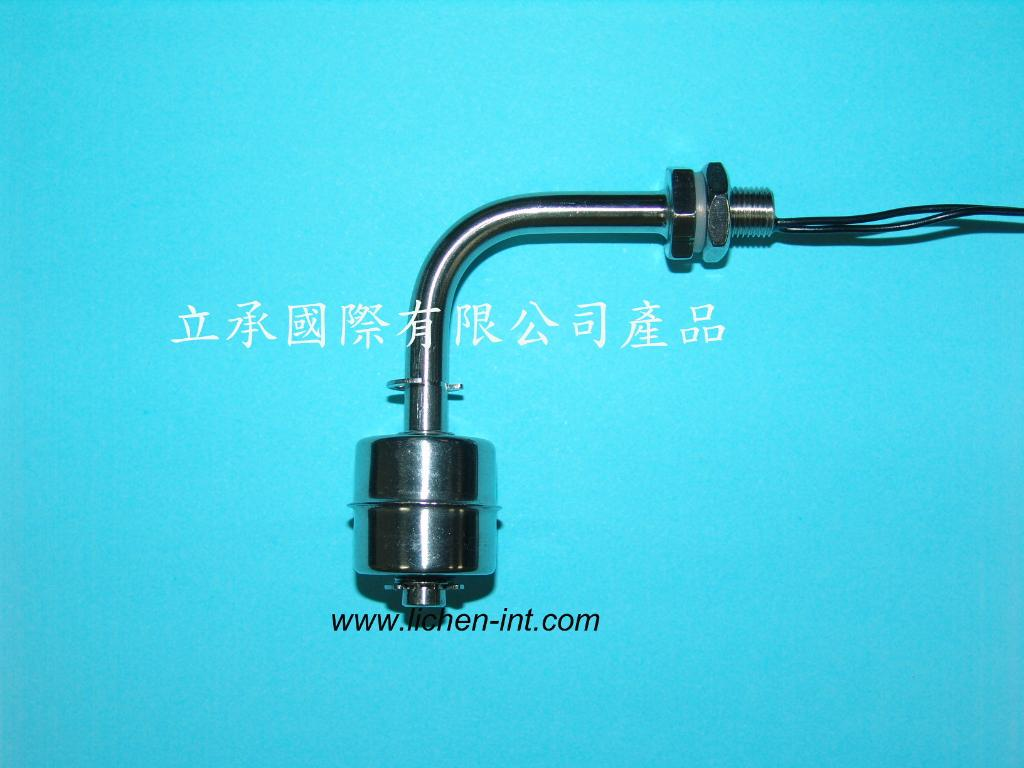 FT-ST-02 彎管不銹鋼浮球 1