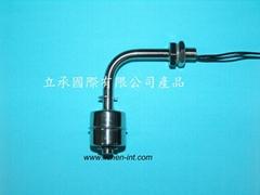 FT-ST-02 弯管不锈钢浮球