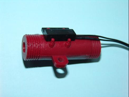 FL-02 (ABS) 塑料水流开关 1