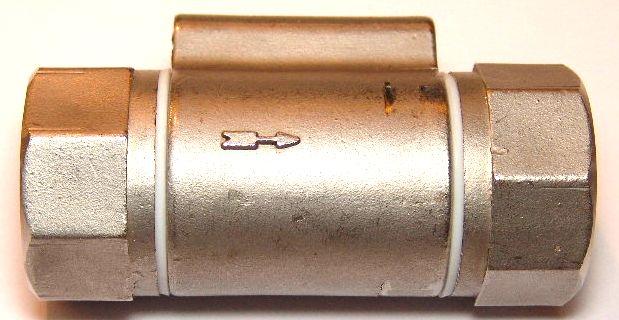 FL-08不銹鋼水流開關 1