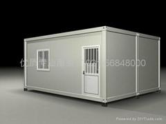 组装式集装箱房(速成式)
