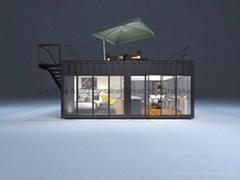 10英呎集裝箱定製-快樂小屋