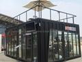 10英尺集装箱定制-快乐小屋 3