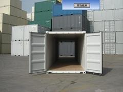 20英尺侧开门集装箱