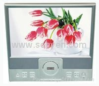 "19""Flat DVD with TV"