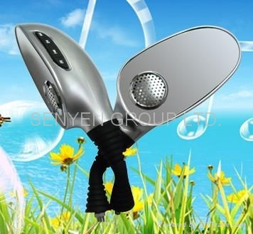D118 Rearview Mirror Audio player 2