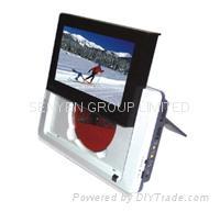 "CAR DVD/DVB-T/TV/Game/USB/FT(optional) 8""TFT LCD player"