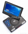 "LMD998 9.8""Portable DVD player 1"