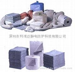 工業吸油棉價格 工業吸油棉生產廠家 深圳工業吸油棉
