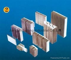 Aluminum Heatsinks Profiles