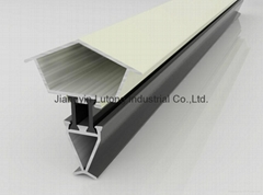 Aluminum Profiles for Doors and Windows