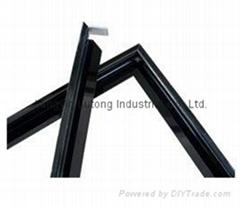 Black Anodized Aluminum Frame for PV Solar Module