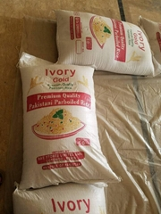 R64 Parboiled Rice 5% broken
