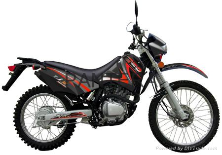 New Dirt Bike Off Road Motorcycle Pt200gy C China Manufacturer