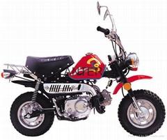 (EEC) DIRT BIKE/OFF ROAD MOTORCYCLE PT50QGY