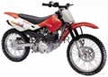 DIRT BIKE/OFF ROAD MOTORCYCLE PT-XRA125