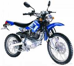 (EEC) DIRT BIKE/OFF ROAD MOTORCYCLE PT-XRA125