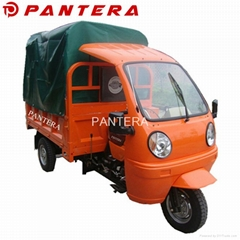 PT250ZH-7 250cc Water Cooled Engine Cargo Tricycle