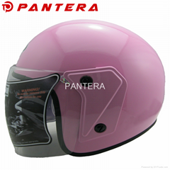 PT-583 Adult Cheap Scooter Motorcycle Half Face Helmet