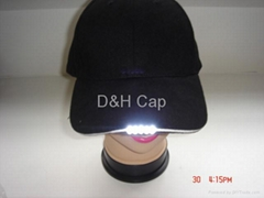 Fiber Optical Cap