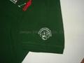 Customized 250gsm Cotton Pique Mesh Work wear Work Uniform Cloth polo shirt  2