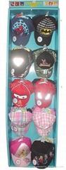 Children's cap with display