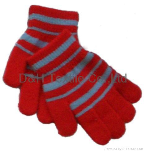 Basic Knitted Gloves 4