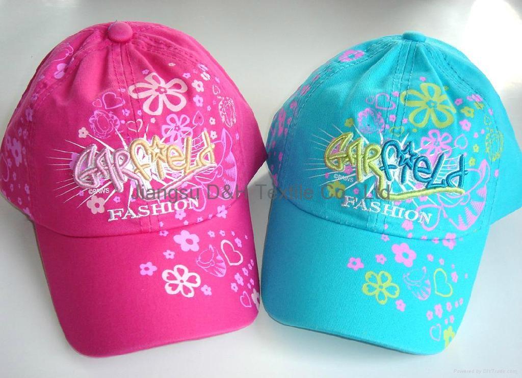 Fashion child cap